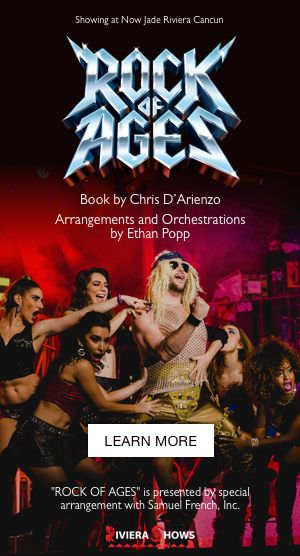 Get tickets to Rock of Ages