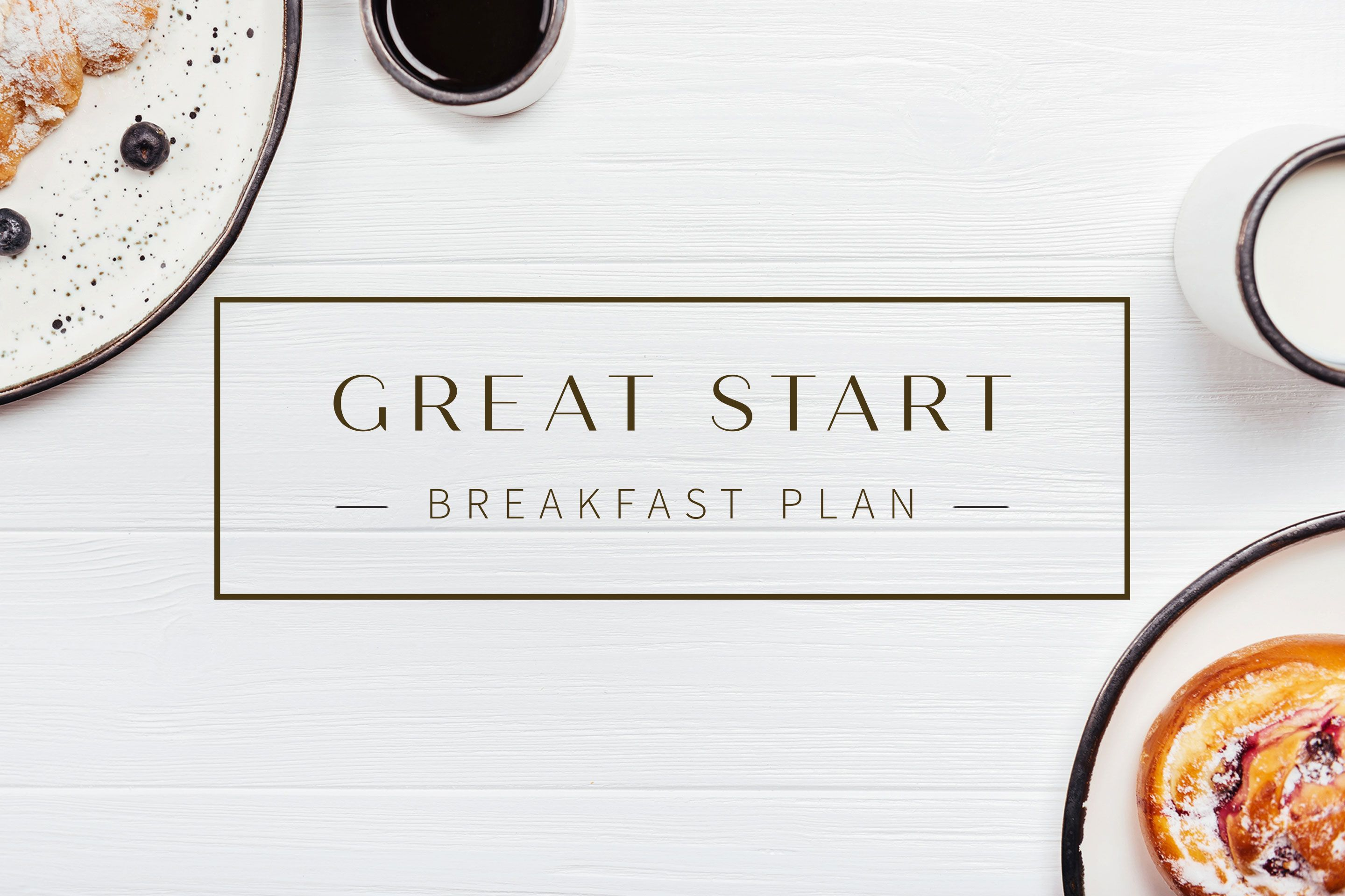 Breakfast Plan