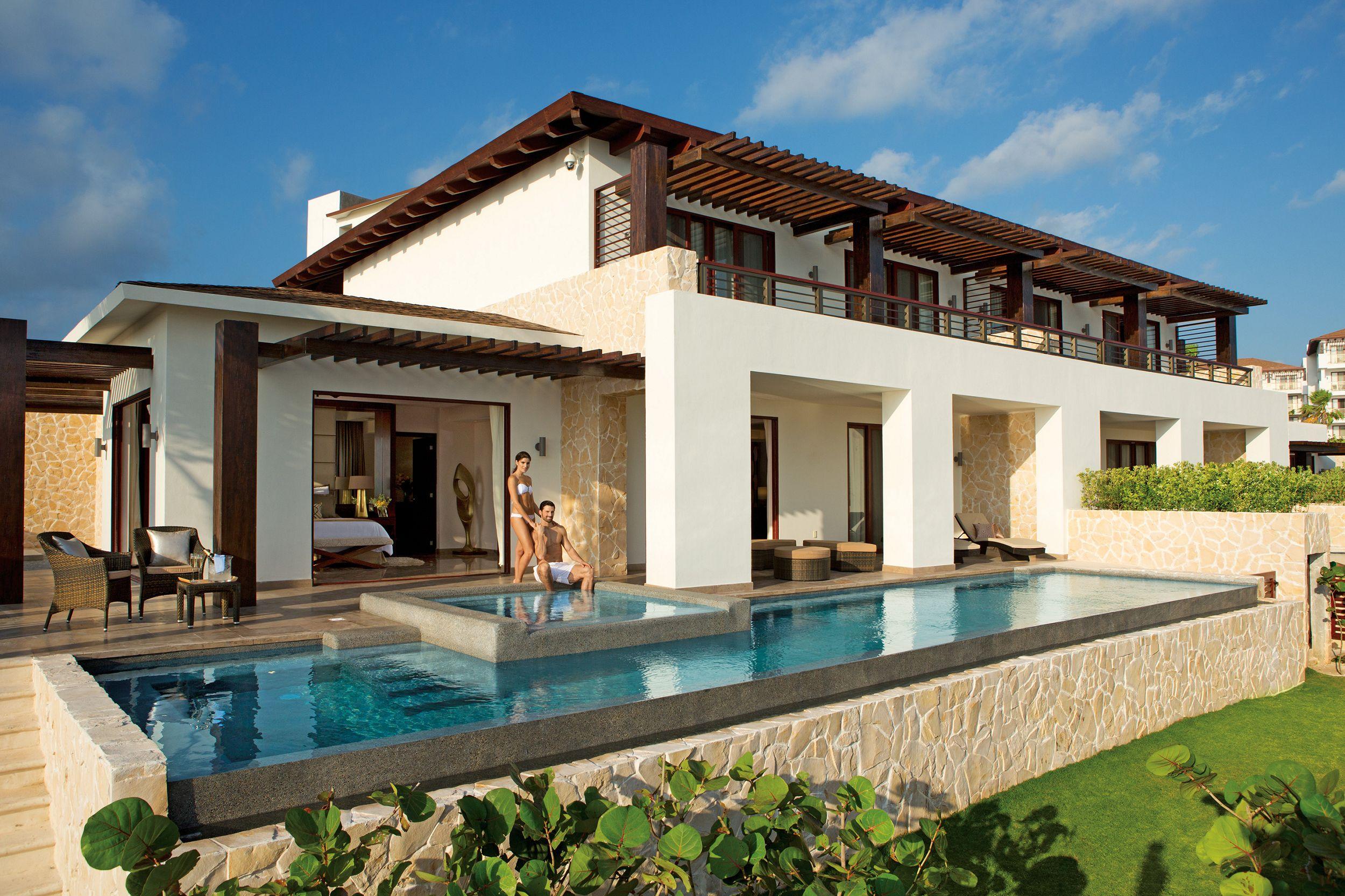 Presidential Suite Terrace Pool